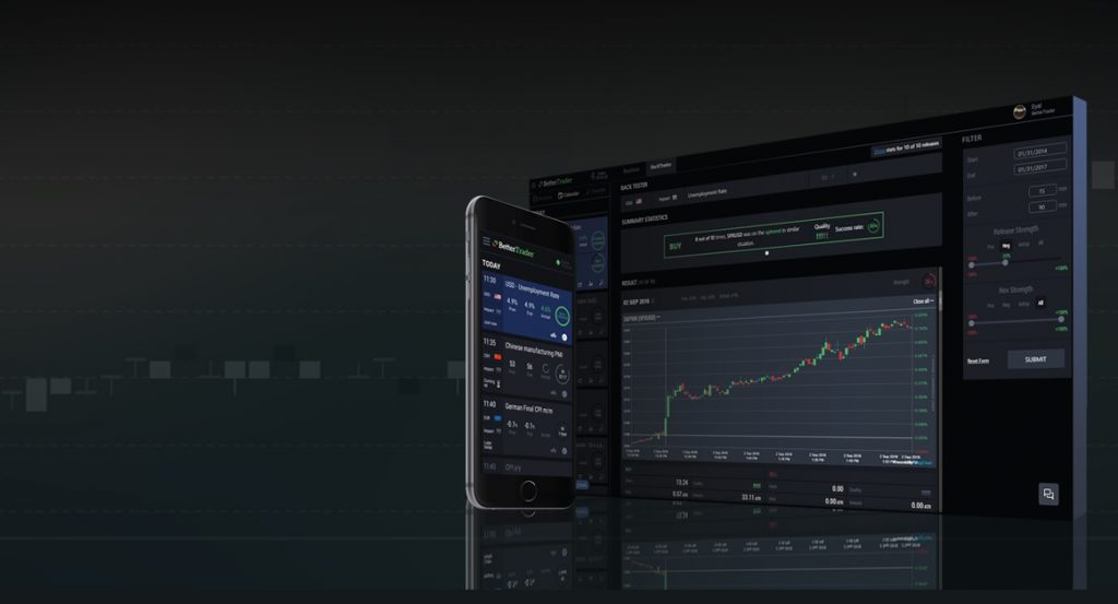 BetterTrader Launches Free Version - BetterTrader.co   economic events
